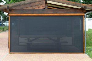 von außen - Serge 600 ZipScreen